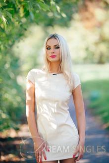 Beautiful Russian Woman Olga