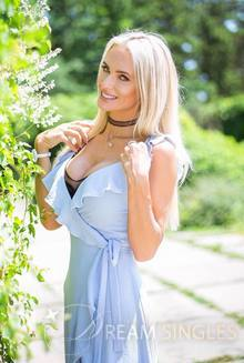 Beautiful Woman Oksana from Kiev