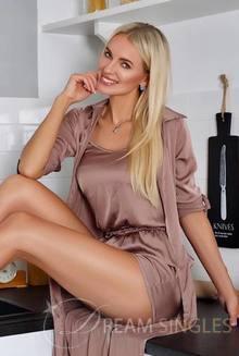 Beautiful Woman Oksana from Kiev
