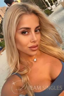 Beautiful Woman Margarita from Kiev
