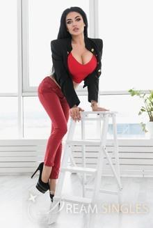 Beautiful Woman Vladlena from Kiev