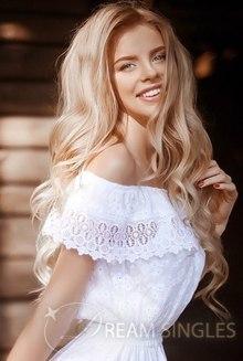 Beautiful Woman Olga from Kiev