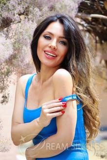 Beautiful Woman Inna from Kiev
