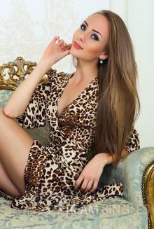 Beautiful Woman Diana from Kiev