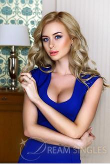 Beautiful Woman Polina from Kiev
