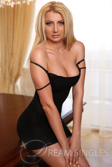 Beautiful Woman Olga from Kiev