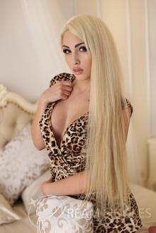 Beautiful Woman Angelina from Zaporozhye