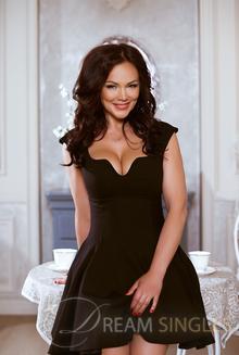 Beautiful Woman Elena from Kiev