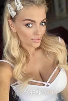Beautiful Woman Ksenia from Kremenkul