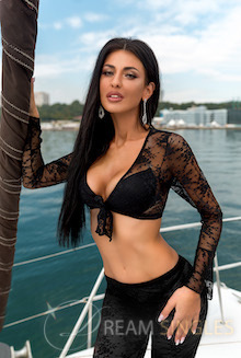 Beautiful Woman Sabina from Odessa