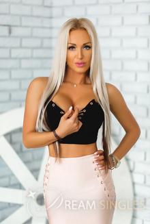 Beautiful Woman Julia from Kharkov