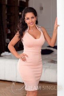 Beautiful Woman Victoria from Moscow