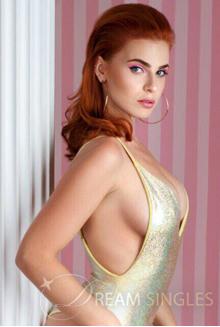Beautiful Woman Alina from Cherkassy