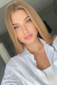Beautiful Woman Maria from Kiev