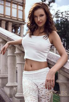 Beautiful Woman Lubov from Nikolaev