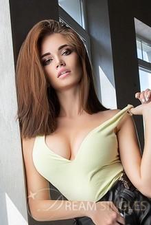 Beautiful Woman Karina from Kharkov