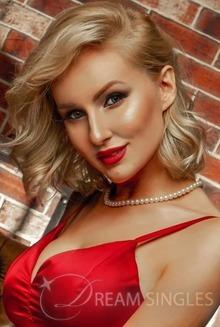 Beautiful Woman Victoria from Kiev