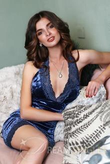 Beautiful Woman Alla from Kharkov