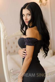 Beautiful Woman Julia from Donetsk