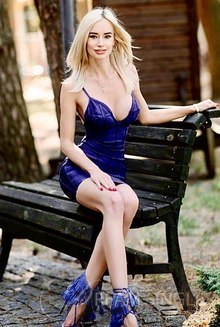Beautiful Woman Zoya from Kharkov