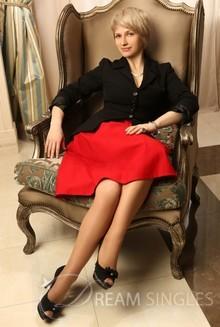 Beautiful Woman Olesia from Kiev