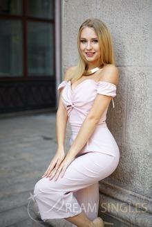 Beautiful Woman Elena from Zaporozhye