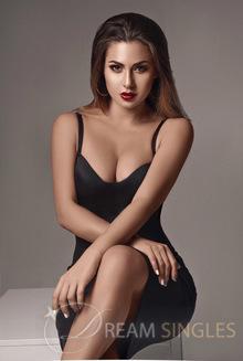 Beautiful Woman Ekaterina from Zaporozhye