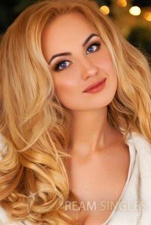 Beautiful Woman Elena from Dnipro