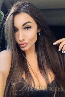 Beautiful Woman Kira from Moscow