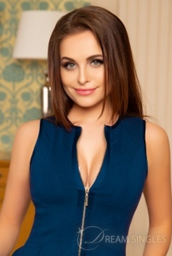 Beautiful Woman Julia from Kiev