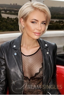 Beautiful Woman Anastasia from Kiev