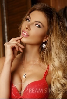 Beautiful Woman Nadezhda from Kiev