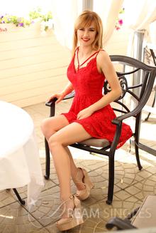 Beautiful Russian Woman Maria