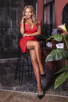 Beautiful Woman Christina from Kiev