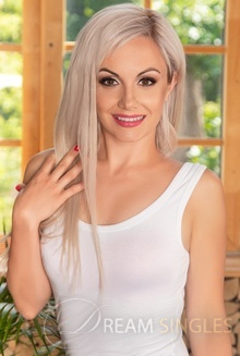 Beautiful Woman Maria from Kiev