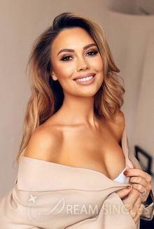 Beautiful Woman Yana from Minsk
