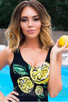 Beautiful Woman Yana from Smolensk
