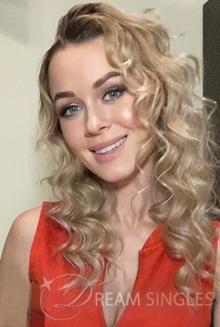 Beautiful Woman Anna from Kiev