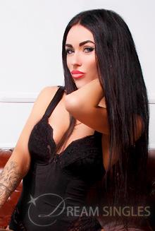 Beautiful Woman Yana from Kiev