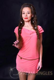 Beautiful Woman Victoria from Nikopol