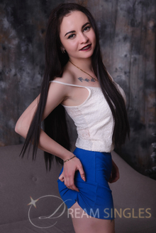 Beautiful Woman Aleksandra from Nikopol